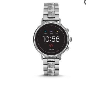 Gen 4 smartwatch venture HR STAINLESS STEEL